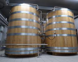 意大利的發酵槽