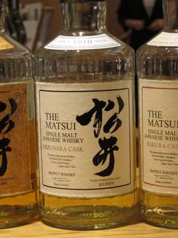 松井威士忌