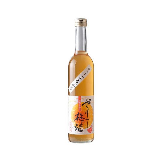 池龜酒造 啫喱梅酒
