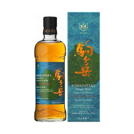 駒ヶ岳 屋久島熟成 Bottled in 2020