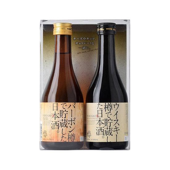 福顏酒造 - 威士忌桶貯藏清酒
