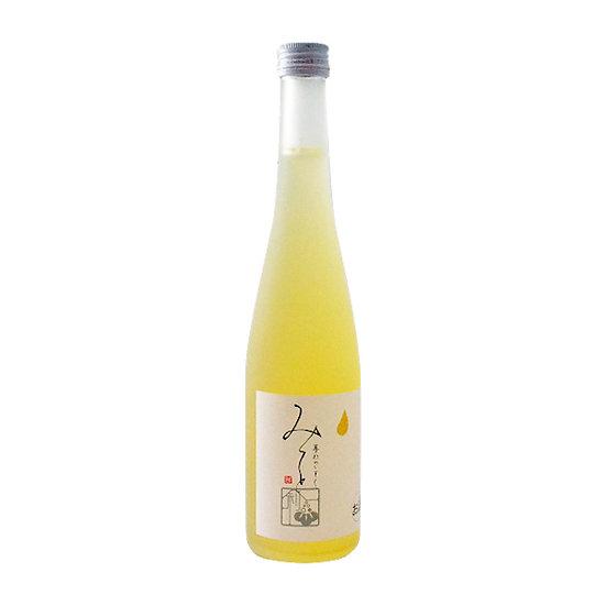 夢幻のしずく みを柚子梅酒