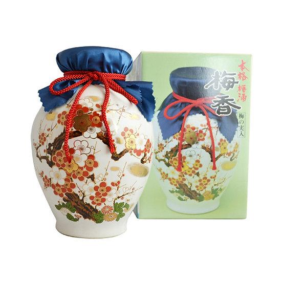 梅香 (美濃燒陶瓷瓶)