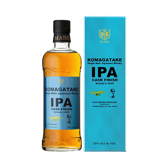 駒ヶ岳 IPA Cask Finish Bottled in 2020