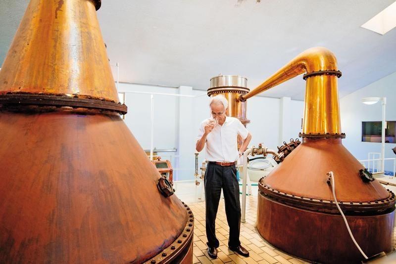 威士忌蒸餾器
