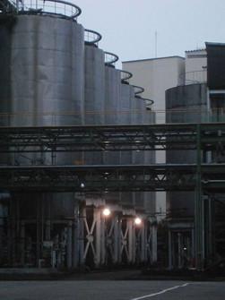 蒸餾所內部