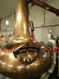 秩父的蒸餾器