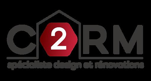 Logo C2RM Contruction Spécialiste design et rénovations