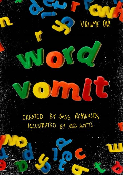 Word Vomit Zine