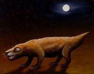 Prehistoric Rat