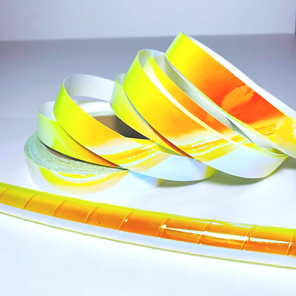 Citron Morph Taped Hoop