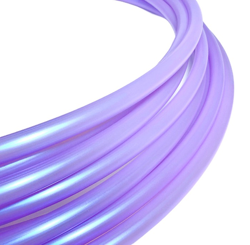 Pixie Purple Polypro Hoop