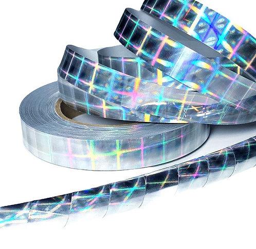 Celestial Chrome Taped Hoop