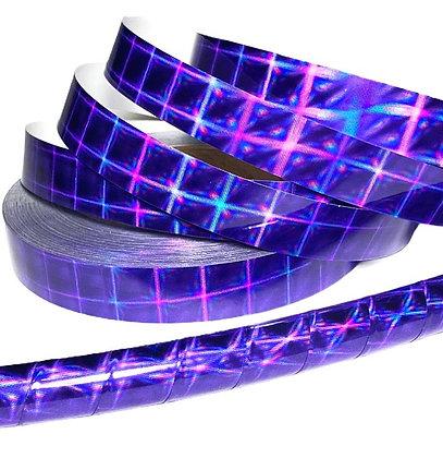 Celestial Violet Taped Hoop
