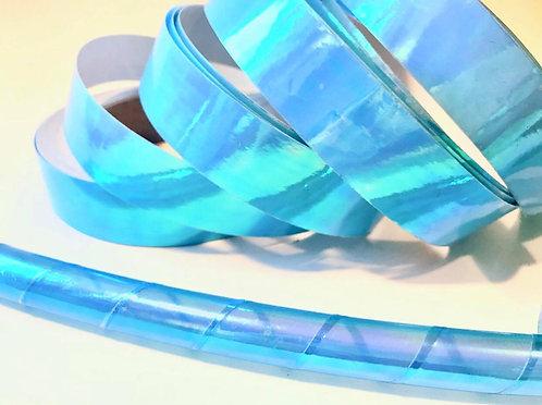 Celestial Blue Taped Hoop