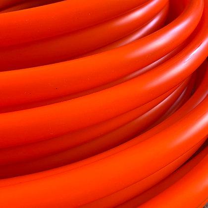 UV Orange Fluorite Polypro Hoop