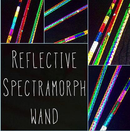 Reflective Spectramorph Wand