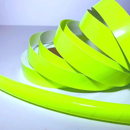 UV Yellow Gloss Taped Hoop