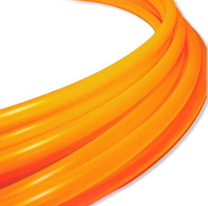 UV Orange Polypro Hoop
