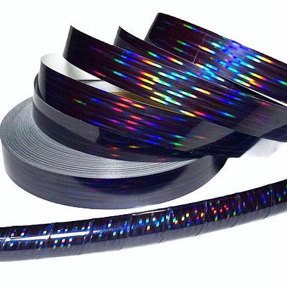 Black Prism Taped Hoop