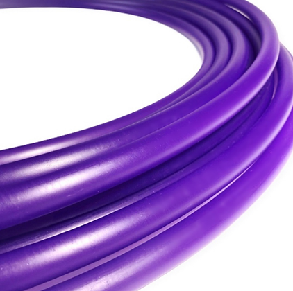 UV Purple Iris Polypro Hoop