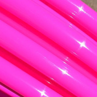 UV Nuclear Pink Polypro Hoop