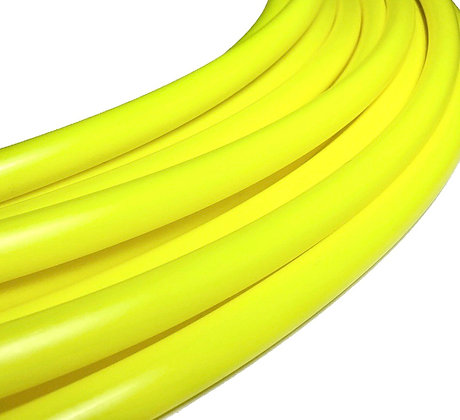 UV Yellow HDPE Hoop