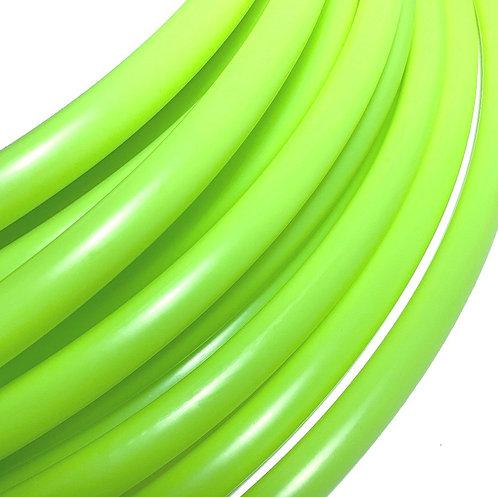 UV Green Sphene Polypro Hoop