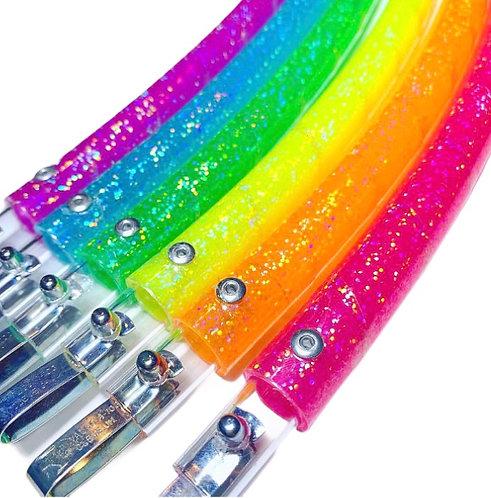 UV Rainbow Shimmer Sectional Hoop