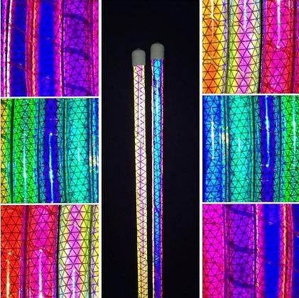 Color Morph Reflective Levitation Wand