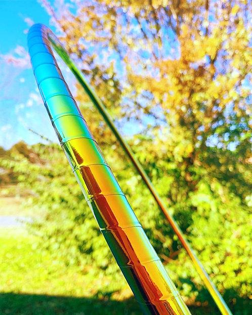 Autumn Morph Taped Hoop