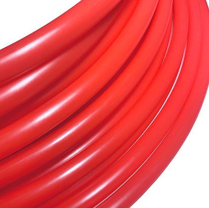 "R2S - 28"" 5/8"" UV Ruby Red Polypro Hoop"