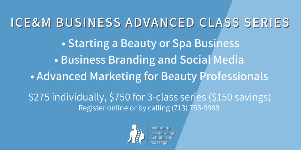 Business classes for beauty professionals in the Houston area