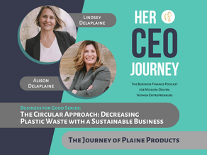 The Circular Approach: Decreasing Plastic Waste with a Sustainable Business