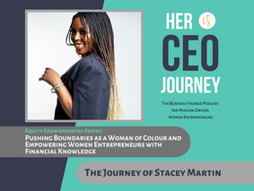 Pushing Boundaries as a Woman of Colour and Empowering Women Entrepreneurs