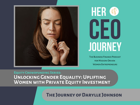 Unlocking Gender Equality: Uplifting Women with Private Equity Investment