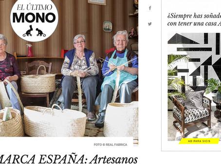 ANTIC MALLORCA EN LA REVISTA AD BY REAL FÁBRICA