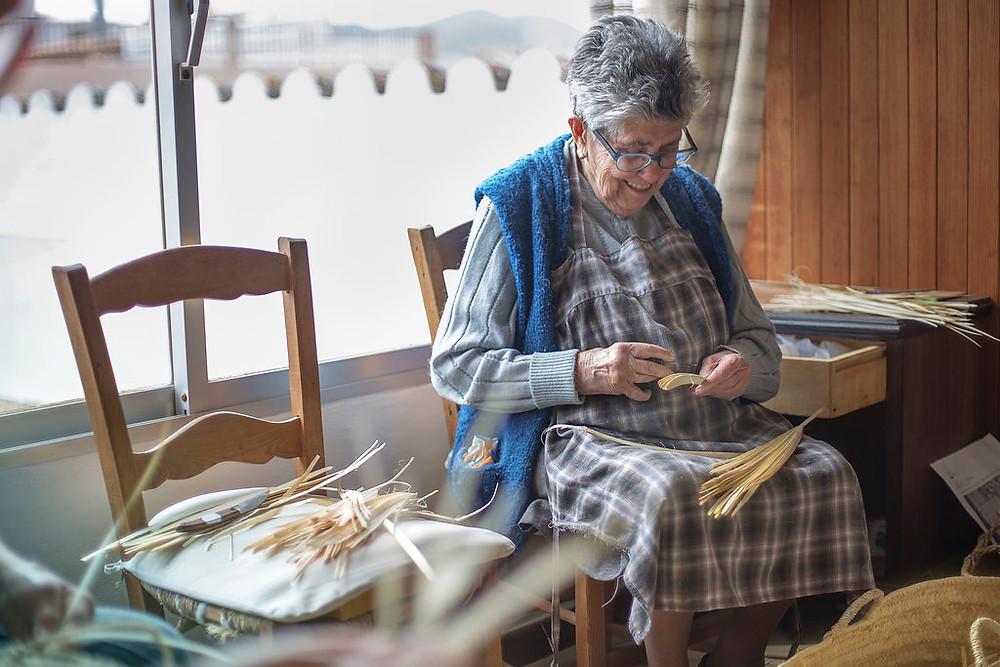 En Antic Mallorca es nuestro referente de mujer emprendedora. Foto de Luna Pérez Visairas.