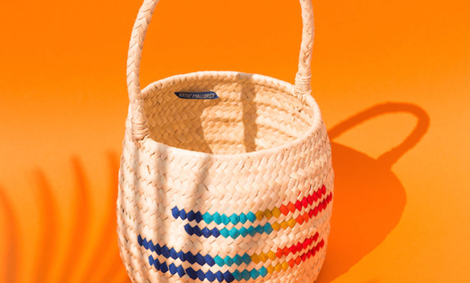 Basket Bag Happy PRE-ORDER