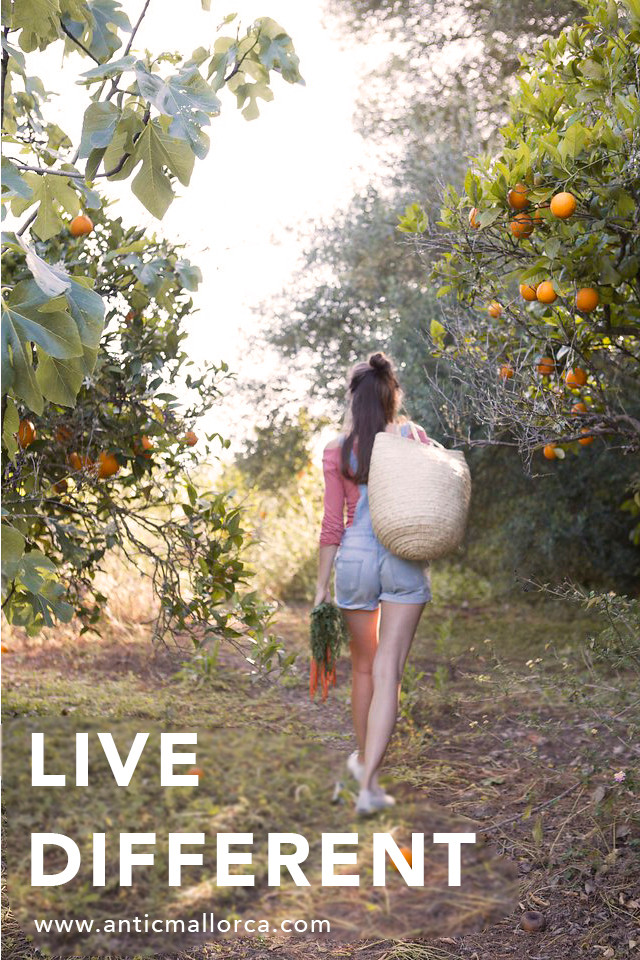 Foto: Luna Pérez Visairas. Modelo: Julia Geithner