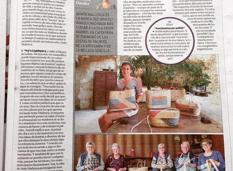 """Un tesoro en las manos"". Antic Mallorca en el Diario de Mallorca"