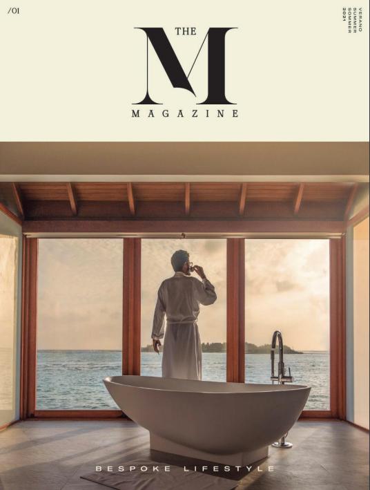 """Nace una nueva revista de """"Bespoke Lifestyle"""", que inlcuye a Antic Mallorca como proyecto único y, sobre todo, auténtico con sello Balear."""