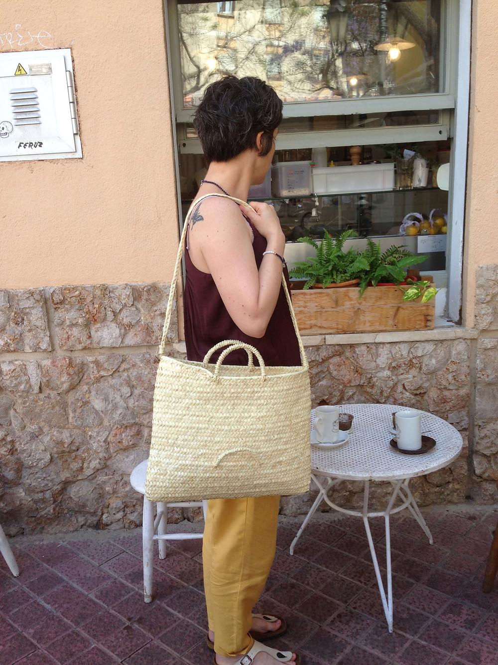Antic Mallorca, bolsos conscientes, eco, que mantienen la tradición.