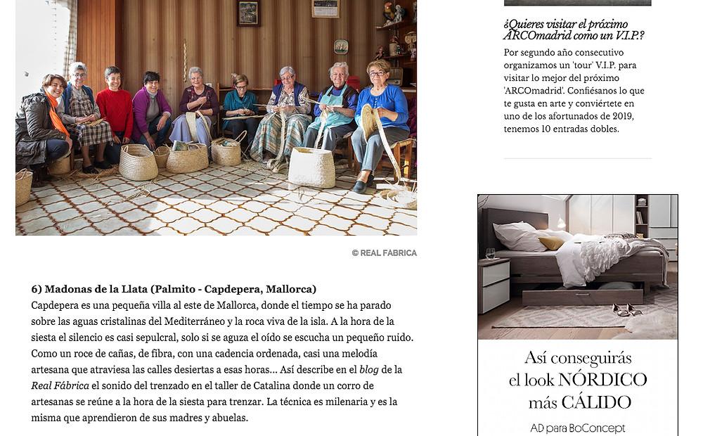 Antic Mallorca crea la escuela de llata