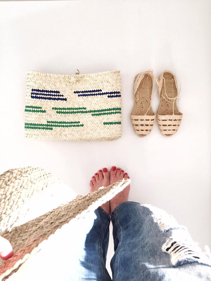 No encontrarás otro bolso como el de Antic Mallorca. Su diseño es único y la calidad del palmito, su trenzado y cosido son excepcionales. Hecho en Mallorca con mucho amor.