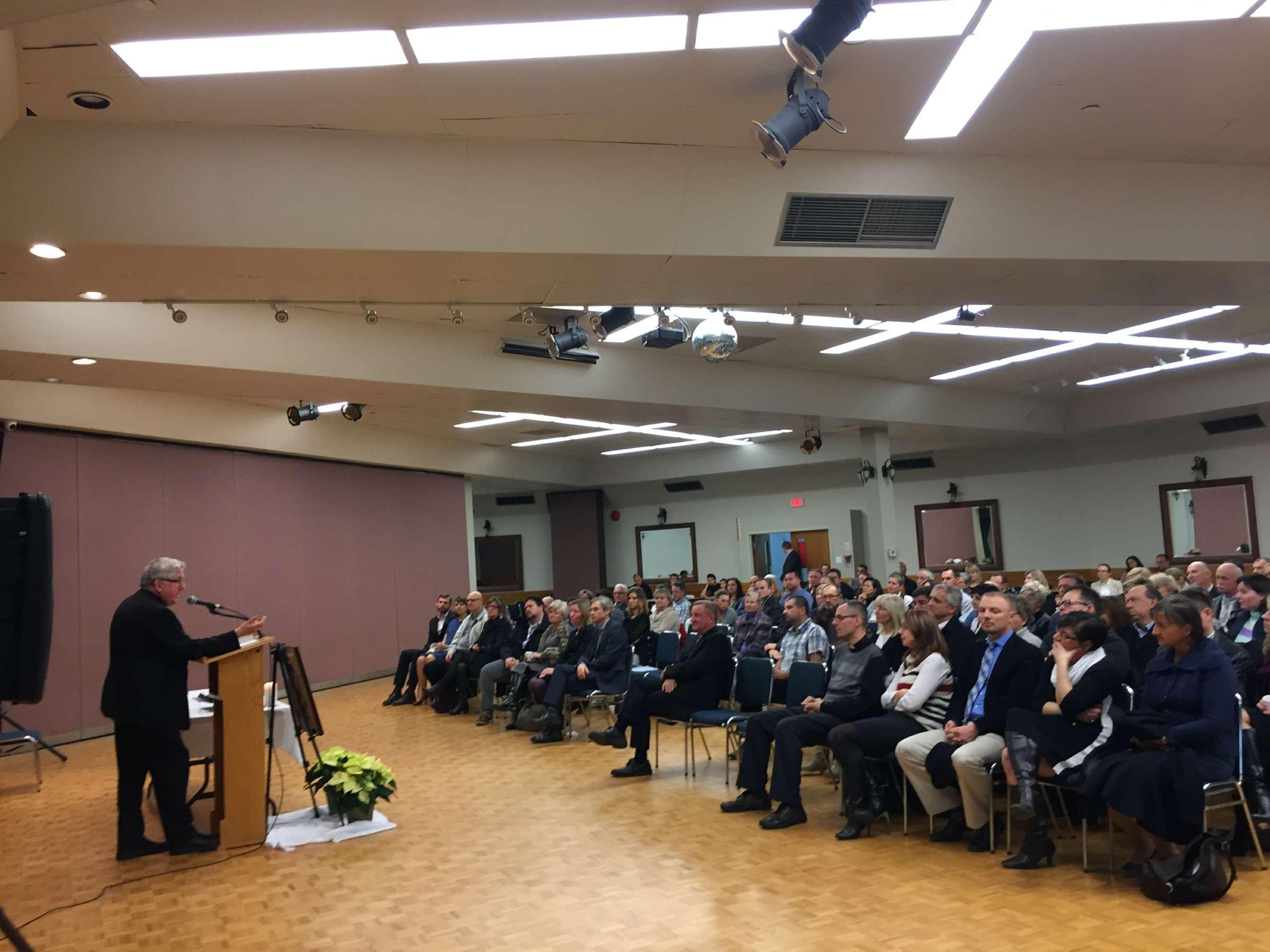 2016.11.27_04  -Spotkanie z Kardynalem Collinsem w Mississauga