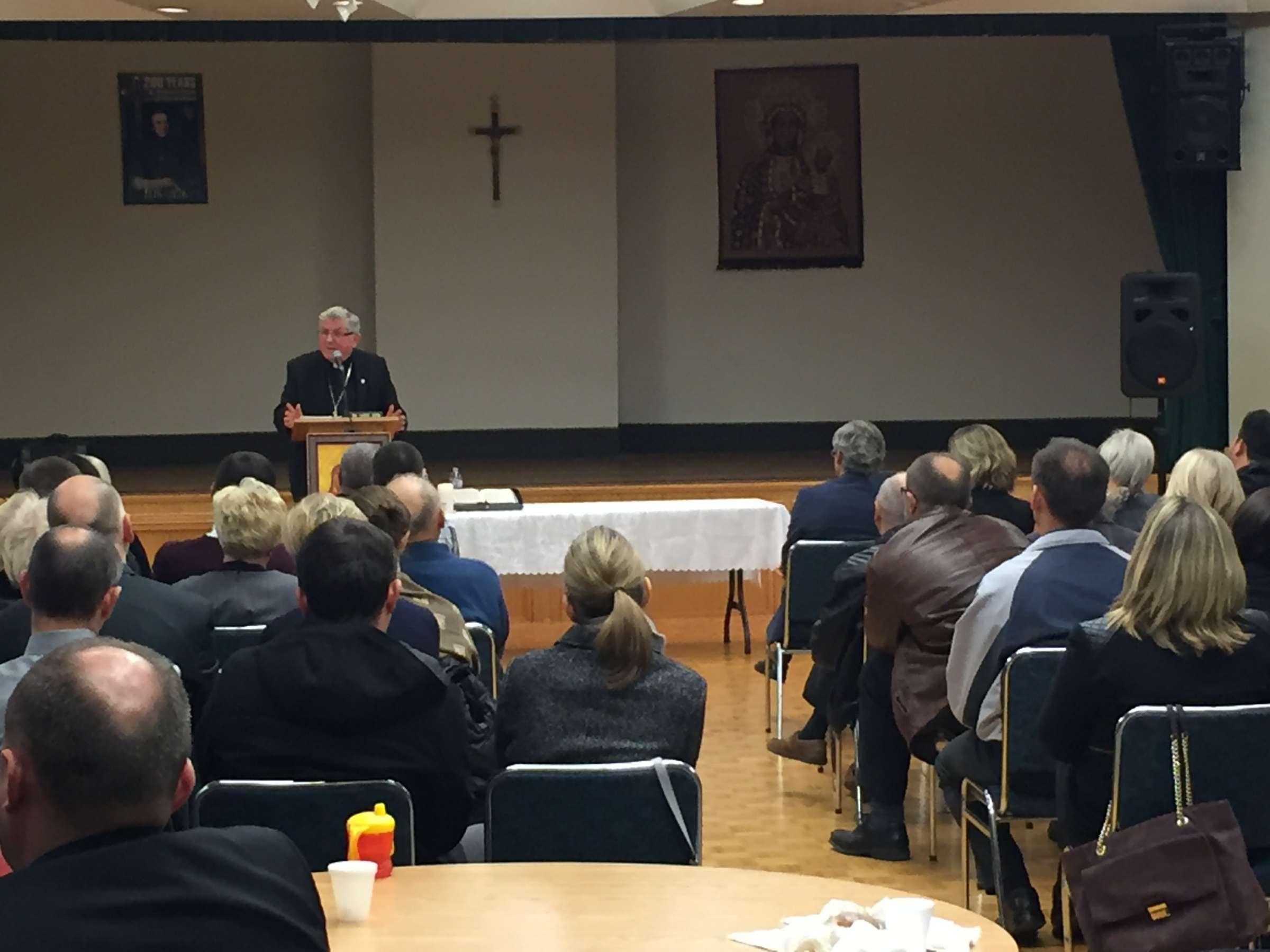 2016.11.27_05  -Spotkanie z Kardynalem Collinsem w Mississauga