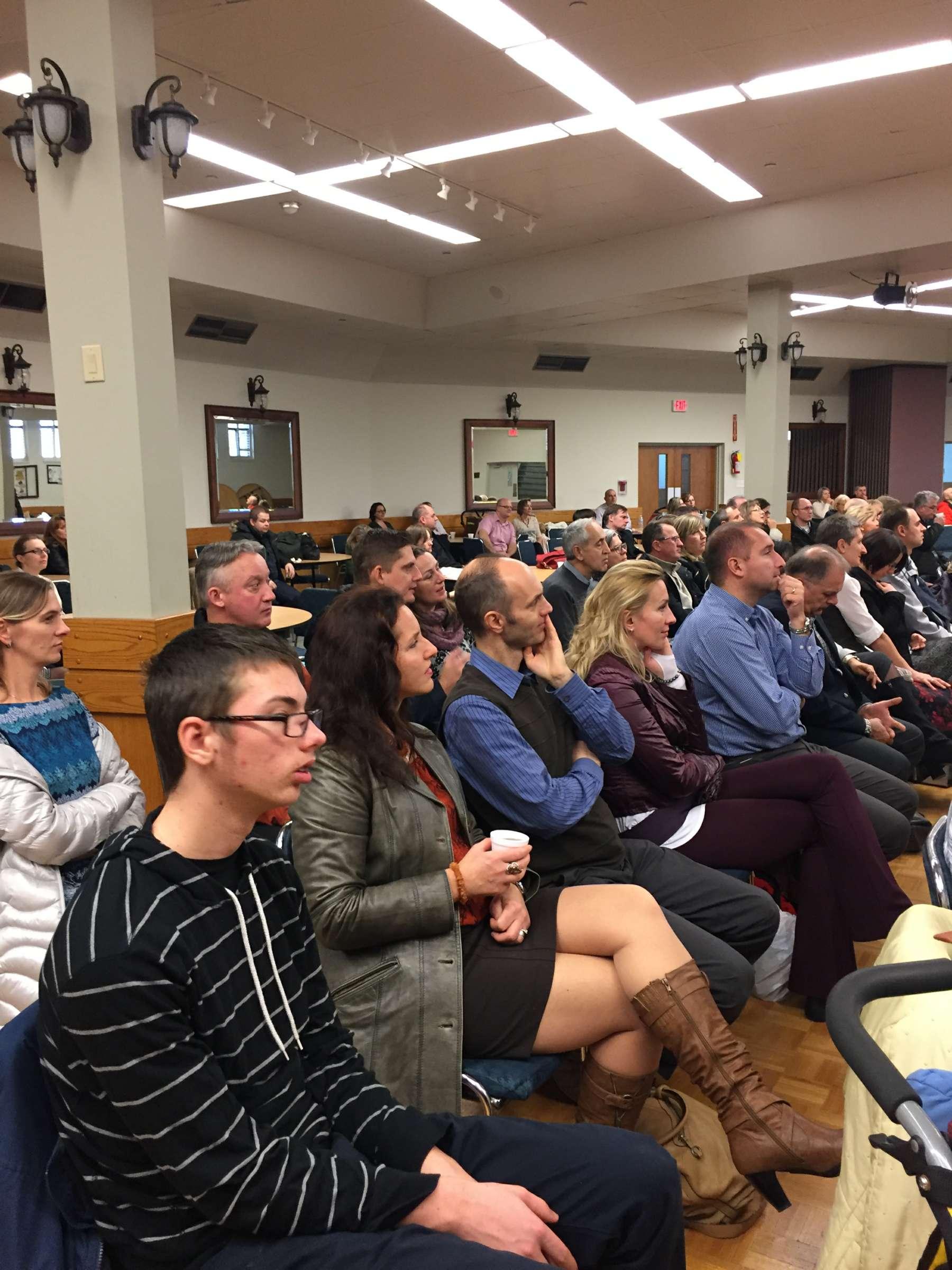 2016.11.27_03  -Spotkanie z Kardynalem Collinsem w Mississauga