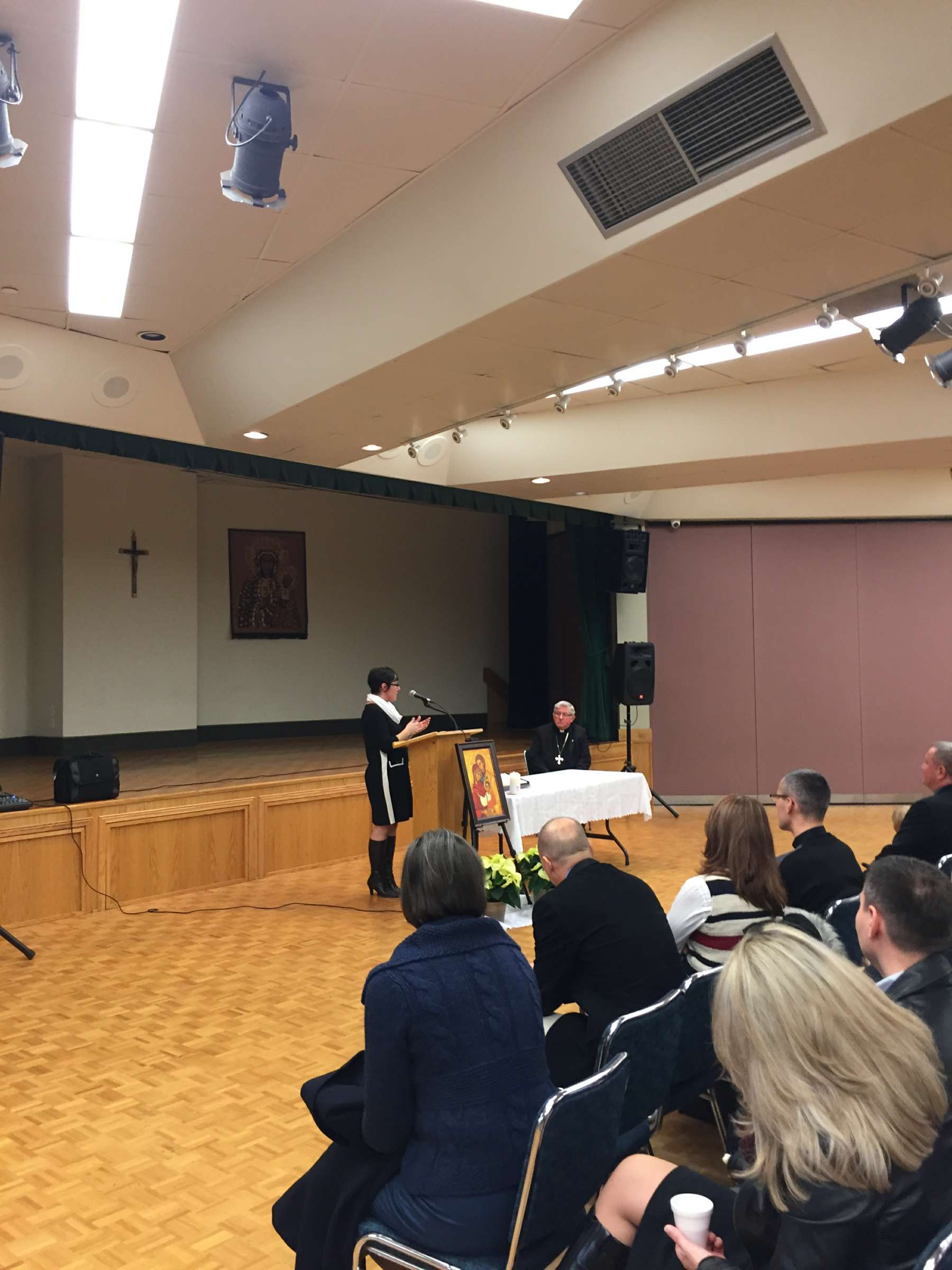 2016.11.27_02  -Spotkanie z Kardynalem Collinsem w Mississauga