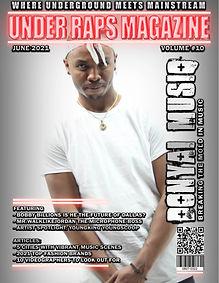 Donyai Musiq & Og Bobby Billions Under Raps Magazine Double Cover Exclusive
